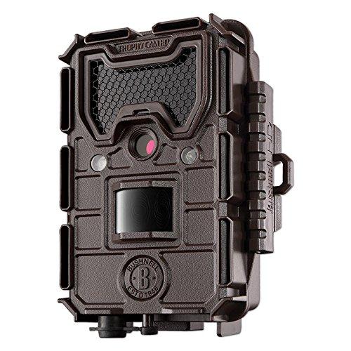 Bushnell(ブッシュネル) 14MP Trophy Cam HD Aggressor No-Glow Trail Camera, Brown 119776C