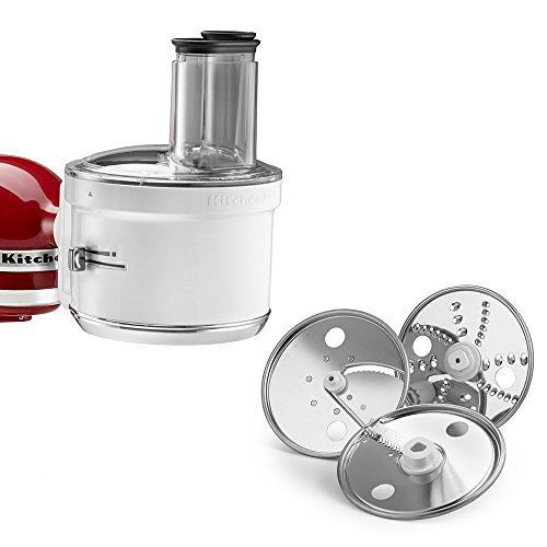 KSM1FPA Food Processor フードプロセッサー KitchenAid社 White