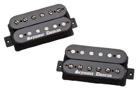 Seymour Duncan (セイモアダンカン) 11102-92 Black Winter Set Humbucker Guitar ピックアップ Black