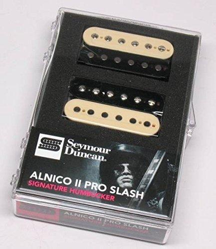 Seymour Duncan APH-2 Set Alnico II Pro SLASH zebra