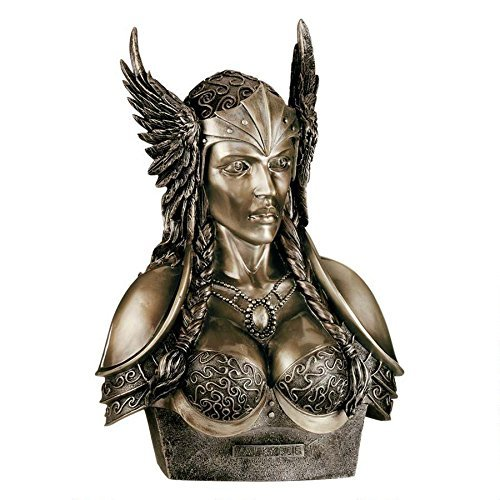 Design Toscano Divinities of the Norse Pantheon: Valkyrie