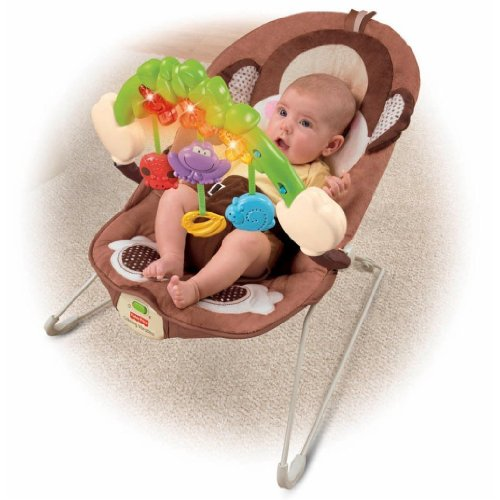 Fisher-Price Deluxe Monkey Bouncer