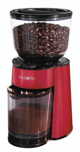 Mr. Coffee [ミスターコーヒー] BVMC-BMH23 オートマチック コーヒーグラインダー Automatic Burr Mill G