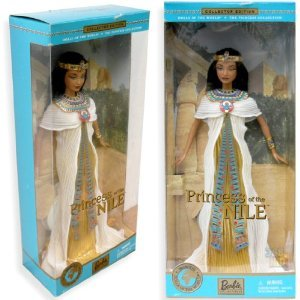 Princess of the Nile Barbie(バービー) Doll - Dolls of the World Collector Edition (2001) ドール 人