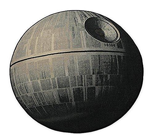 スターウォーズ【Star Wars 】★デス・スターラグ★ Death Star Rug 直径132