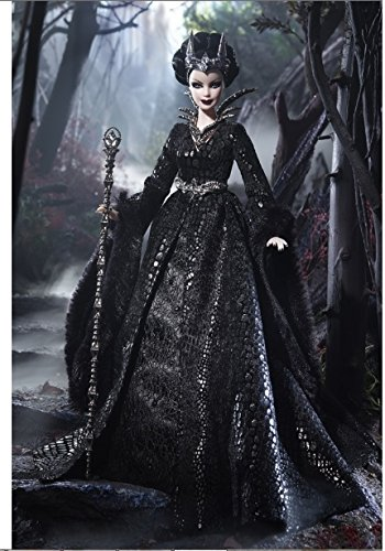 Barbie collection Queen of the Dark Forest Doll バービーコレクション暗い森の女王人形