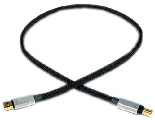 SAEC オーディオ用 高品質 USBケーブル 1本 1.8m SUS480-1.8
