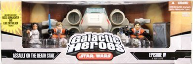 スターウォーズ Star Wars Galactic Heroes Assault on the Death Star デススター - Only at Target