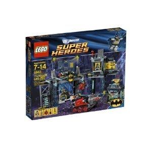 LEGO (レゴ) Super Hero (スーパーヒーローズ) es (スーパーヒーローズ) The Batcave 6860 ブロック おも