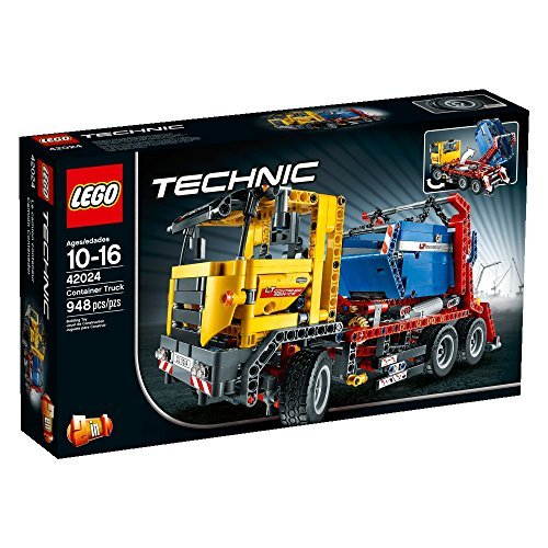 LEGO Technic 42024 Container Truck by LEGO