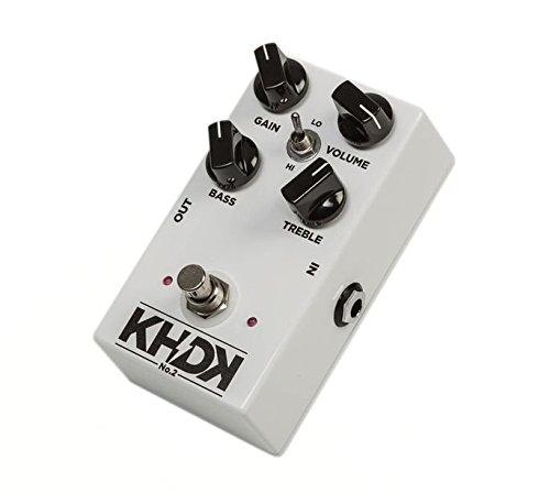 KHDK Electronics No.2 Clean Boost クリーンブースター