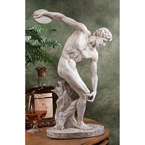 Design Toscano Discobolos Sculpture