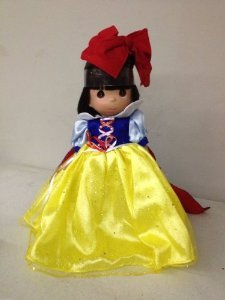 Precious Moments Disney (ディズニー)D23 2013 Expo Sparkle Snow White (白雪姫) Doll ドール 人形 フ