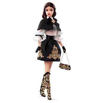 Barbie Collector BMFC Black and Gold Dress Barbie Doll おもちゃ
