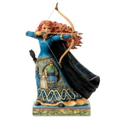 ディズニー(Disney)US公式商品 メリダとおそろしの森 プリンセス 置物 フィギュア 人形 ジムショア26cm(