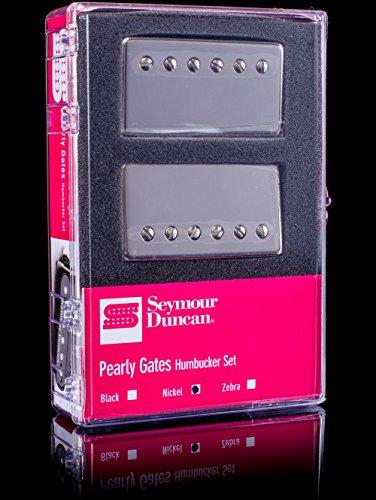 Seymour Duncan SH-PG Pearly Gates Nickel Set (SH-PH1n & SH-PG-1b) セイモアダンカン パーリーゲイツ
