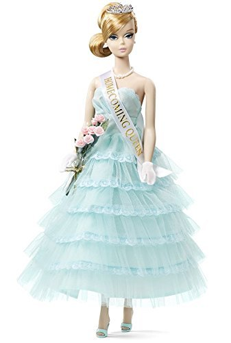 バービー CJF57 Homecoming Queen Barbie Doll Willows, WI SECOND DOLL IN THE WILLOWS WI/ BARBIE FAN