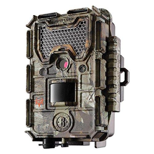 Bushnell(ブッシュネル) Trophy Cam HD Aggressor Low-Glow Trail Camera, Realtree
