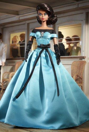 ホビー NEW X8275 BARBIE バービー Fashion Model モデル Collection ETHNIC Ball Gown Dressed doll ド