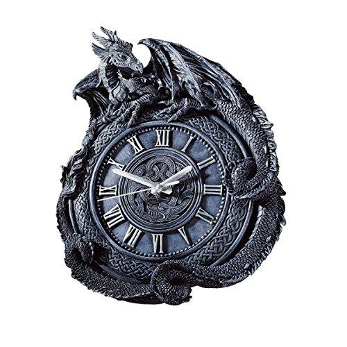 Design Toscano Penhurst Dragon Clock