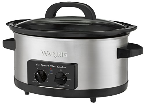 Waring WSC650 Professional 6-1/2-Quart Slow Cooker