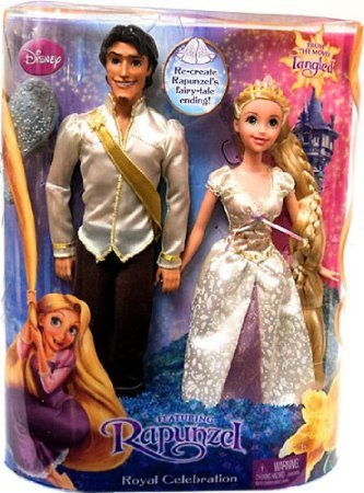 お気に入り Disney (ディズニー)Tangled Doll Figure Figure Rapu 2Pack Set Royal Celebration Flynn Flynn Rider in White Shirt Rapu, 津久見市:5a416103 --- canoncity.azurewebsites.net