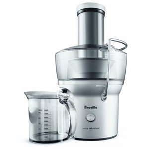 Breville BJE200XL Compact Juice Fountain 700-Watt