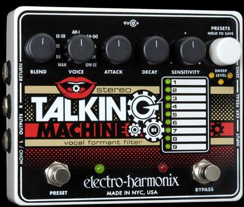 Electro Harmonix Stereo Talking Machine エフェクター