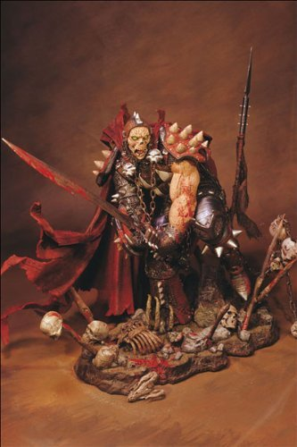 Spawn スポーン series 17 Medieval Spawn R3 Repaint Variant action figure フィギュア by McFarlane