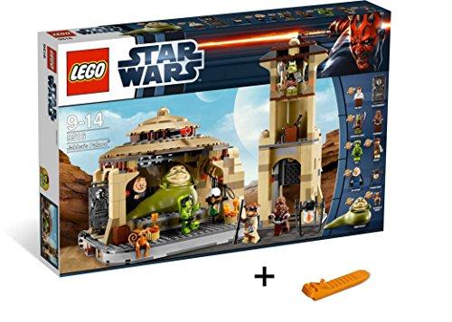 レゴ スター・ウォーズ ジャバの宮殿(TM) 9516 + レゴ 630 ブロックはずし(プレゼントし)