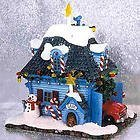 Department 56 Storybook Village Collection BRINGING HOME THE TREE by Department 56