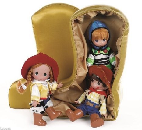 Precious Moments Disney (ディズニー)Classic Toy Story Boxed Set ドール 人形 フィギュア
