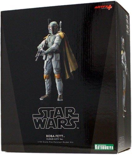 Kotobukiya Star Wars: Empire Strikes Back: Boba Fett (Cloud City Version) ArtFX+ Statue