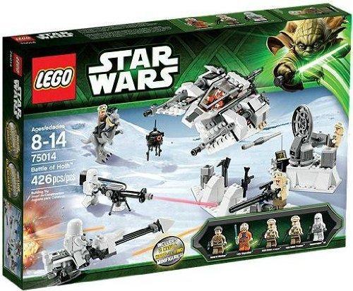 LEGO Star Wars 75014 Battle of Hoth by LEGO