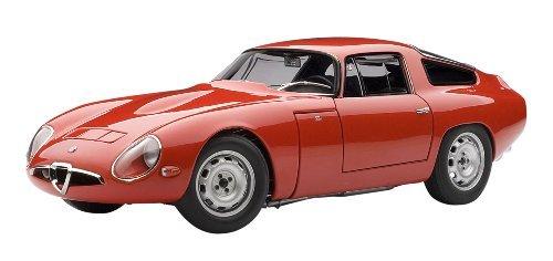値段が激安 AUTOart Red 1/18 1/18 Alfa Romeo TZ [JAPAN] 1963 Red (1/18 scale diecast model car) [JAPAN] by AUTOart, SASAYA(ブランドアウトレット):1d687791 --- canoncity.azurewebsites.net