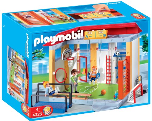 PLAYMOBIL (プレイモービル) School Gym Playset Construction Set