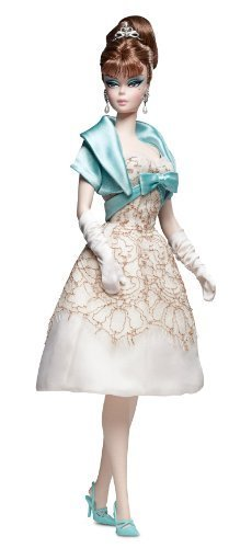 Silkstone Party Dress Barbie NRFB by Mattel