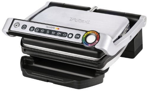 GC702D Indoor Electric Grill 屋内用 電気グリル T-fal社 Silver