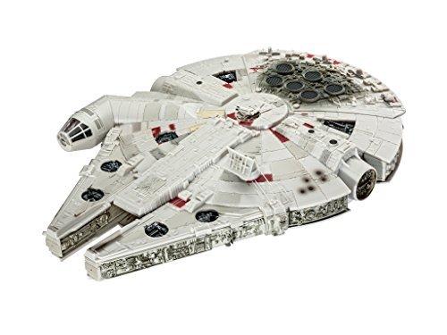 印象のデザイン おもちゃ ディズニー Revell 06694 Disney ディズニー Star Wars Wars スターウォーズ VII Falcon series Millennium Falcon plas, 酒々井町:b6f60e8c --- canoncity.azurewebsites.net