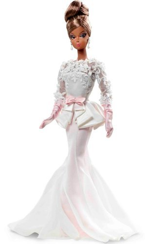 Barbie Collector Fashion Model Collection Evening Gown Doll by Barbie