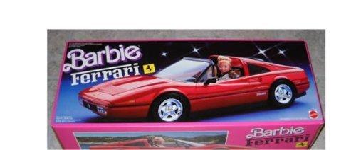 バービー Barbie Ferrari Vehicle 乗り物