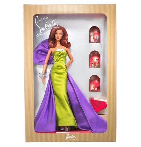 激安正規  Barbie Doll Christian Mattel by Louboutin Anemone Doll by Mattel, アルファオメガ:8abd1764 --- canoncity.azurewebsites.net