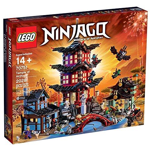 レゴ ニンジャゴー 70751 エアー術の寺院
