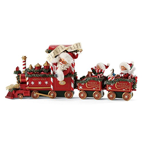 Department 56 Possible Dreams Santas All Aboard Santa