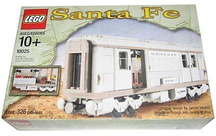 レゴ LEGO 10025 Santa Fe サンタフェ 326ピース lego