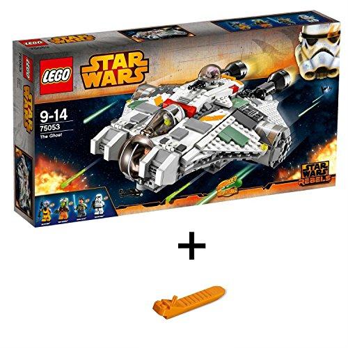 レゴ スター・ウォーズ ゴースト 75053 + レゴ 630 ブロックはずし(プレゼントし)