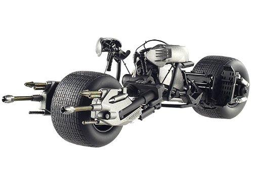 BATPOD from Dark Knight Trilogy Movie Elite Edition 1/18 - Hot Wheels Diecast Models Hot Wheels Di