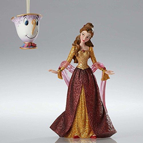 ENESCO(エネスコ) Christmas Belle & Chip HO Set(美女と野獣) Christmas Belle & Chip HO Set 4053349