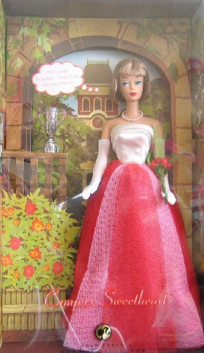 Campus Sweetheart Barbie Doll - Gold Label Collector Edition (2007) by Mattel