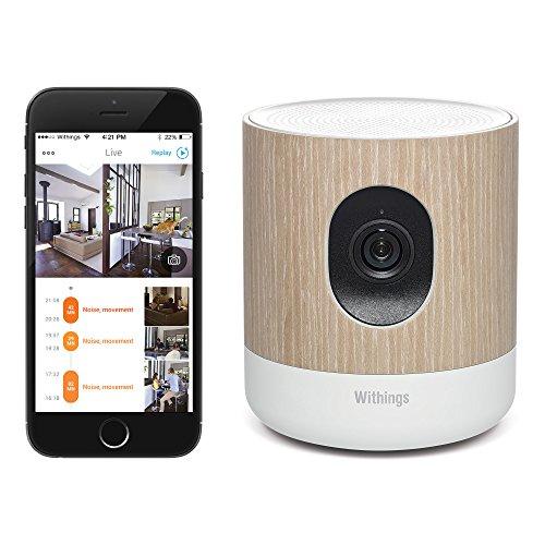 70047701 Wireless HD Camera with Air Quality Sensors ワイヤレス HDカメラ/空気品質センサー With